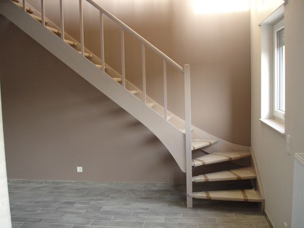 Escalier moderne